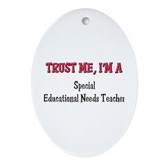 Trust Me I'm a Special Educational Needs Teacher O