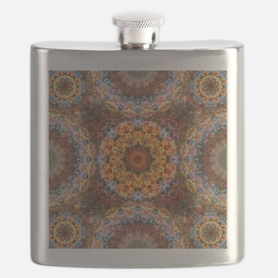 Funny Psychedelic Flask