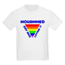 Mohammed Gay Pride (#005) T-Shirt