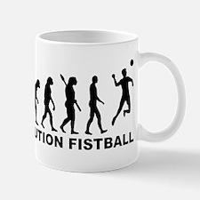 Evolution Fistball Mug