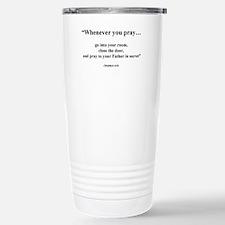 Funny Matthew Travel Mug