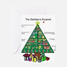Dietitian Christmas Greeting Cards