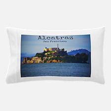 Alcatraz Island San Francisco Pillow Case