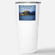 Alcatraz Island San Francisco Travel Mug
