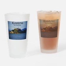 Alcatraz Island San Francisco Drinking Glass