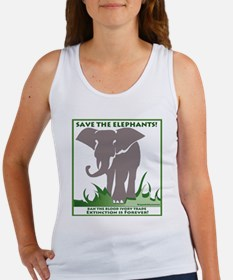 Save the Elephants - Stop the Blood Ivory Trade Ta