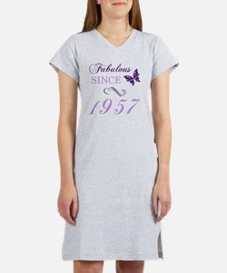 Cool 60th birthday Women's Nightshirt