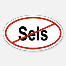 SELS Oval Decal
