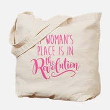 Womens Place Revolution Tote Bag