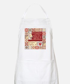 Friendships are Like Quilts Apron