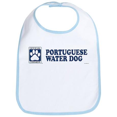 PORTUGUESE WATER DOG Bib