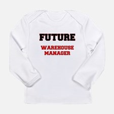 Future Warehouse Manager Long Sleeve T-Shirt