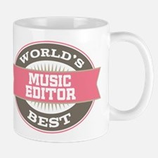 music editor Mug