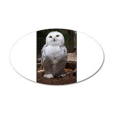 Snowy Owl Wall Decal