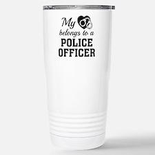Unique Police officer Travel Mug