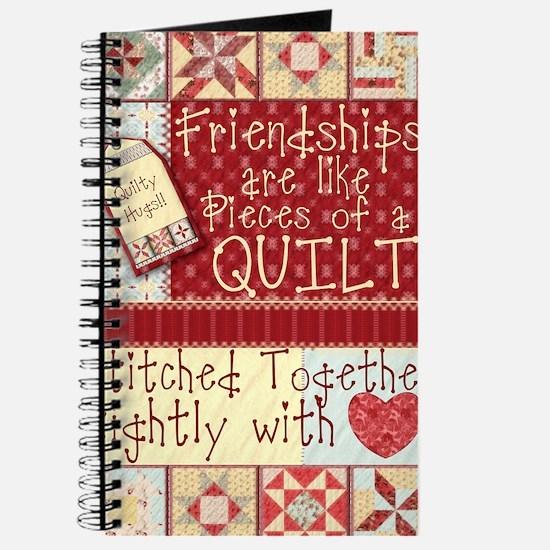 Quilting Friendships Journal
