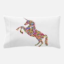 Prismatic Rainbow Unicorn Pillow Case