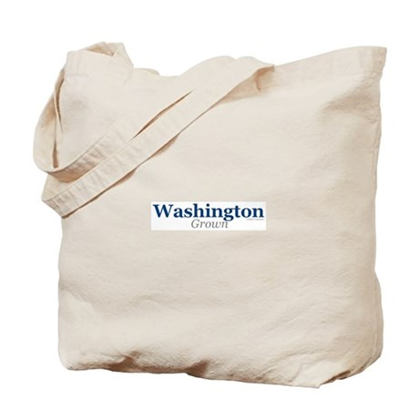 Washington Grown Tote Bag