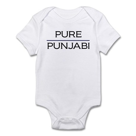 Pure Punjabi Infant Bodysuit