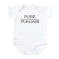 Pure Punjabi Infant Bodysuit