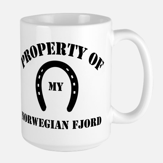 My Norwegian Fjords Mugs