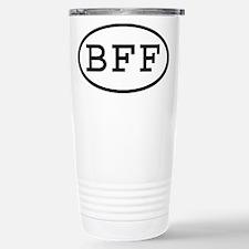 Unique Oval bumper Travel Mug