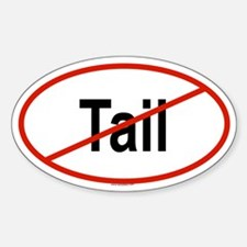 TAIL Oval Decal