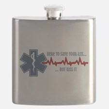 Here to Save Your Ass Flask