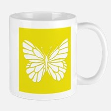 Golden Butterfly Mugs