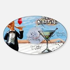 Dirty Martini (Pool) Decal