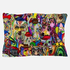 Dogs Dogs Dogs 2 Doggy Dress Up! Pillow Case