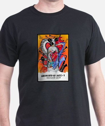 Absolute Jazz Art T-Shirt