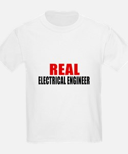 Real Electrical engineer T-Shirt