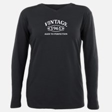 Vintage 1961 Aged to Perfection T-Shirt