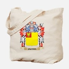 Jacobs Coat of Arms - Family Crest Tote Bag