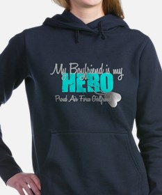BF is my hero Sweatshirt