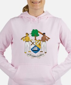 Belize Coat Of Arm Sweatshirt