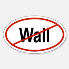 WALL Oval Decal