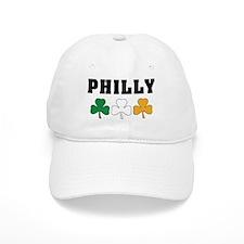 Philly Irish Shamrocks Baseball Baseball Cap