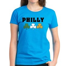 Philly Irish Shamrocks Tee