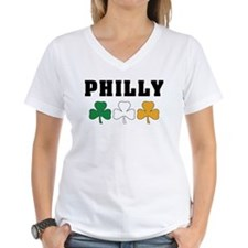 Philly Irish Shamrocks Shirt
