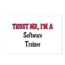 Trust Me I'm a Software Trainer Postcards (Package