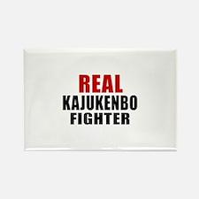 Real Kajukenbo Fighter Rectangle Magnet