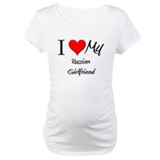 I Love My Russian Girlfriend Shirt
