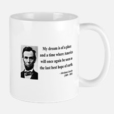 Abraham Lincoln 5 Mug