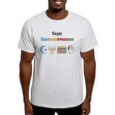 Ramahanukwanzmas T-Shirt