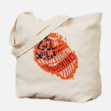 Cute Good morning Tote Bag