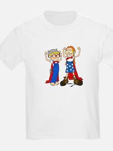 Superhero (Boy and Girl) T-Shirt