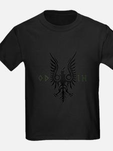 Odin's Memory Raven T-Shirt