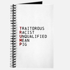 T is for Traitorous Journal